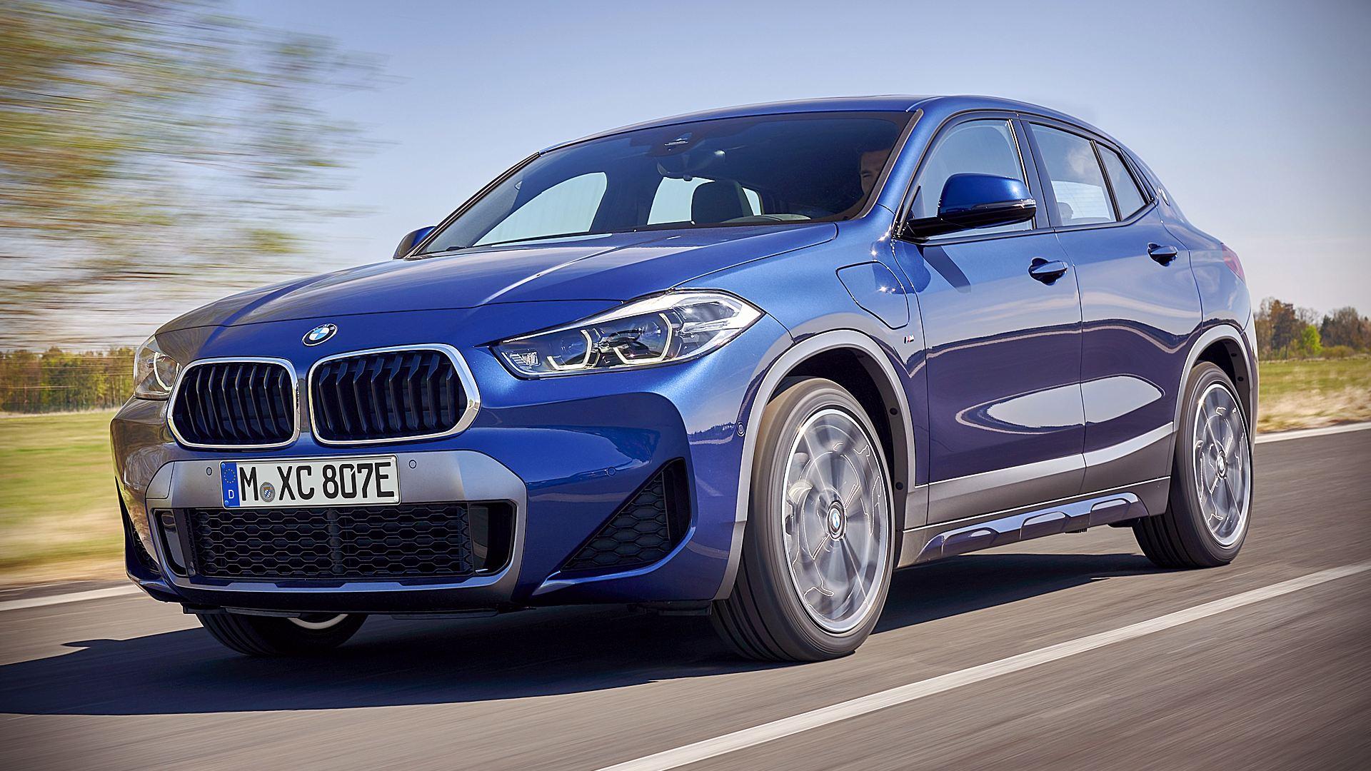 2021 BMW X2 xDrive25e