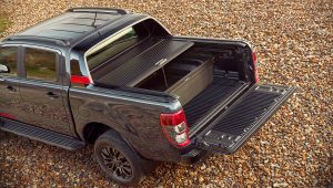 2021 Ford Ranger Thunder Pictures Photos