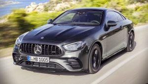 2021 Mercedes-AMG E53 1
