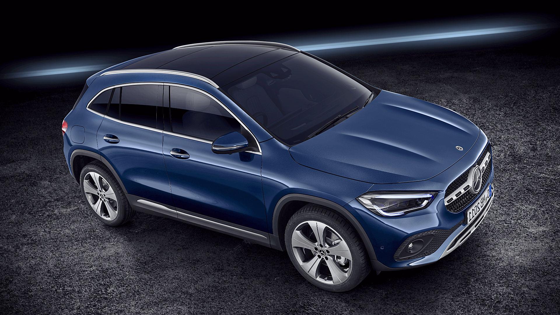 2021 Mercedes Benz GLA 250 4Matic Images