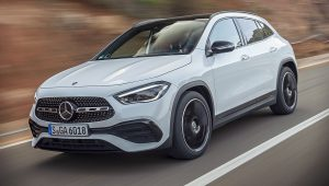 2021 Mercedes Benz GLA 250 White