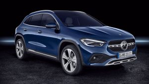 2021 Mercedes GLA 250 4Matic