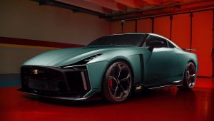 2021 Nissan GT-R50 Italdesign 1