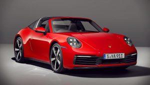 2021 Porsche 911 Targa 4 1