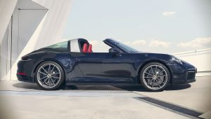 2021 Porsche 911 Targa 4 Convertible Images Photos