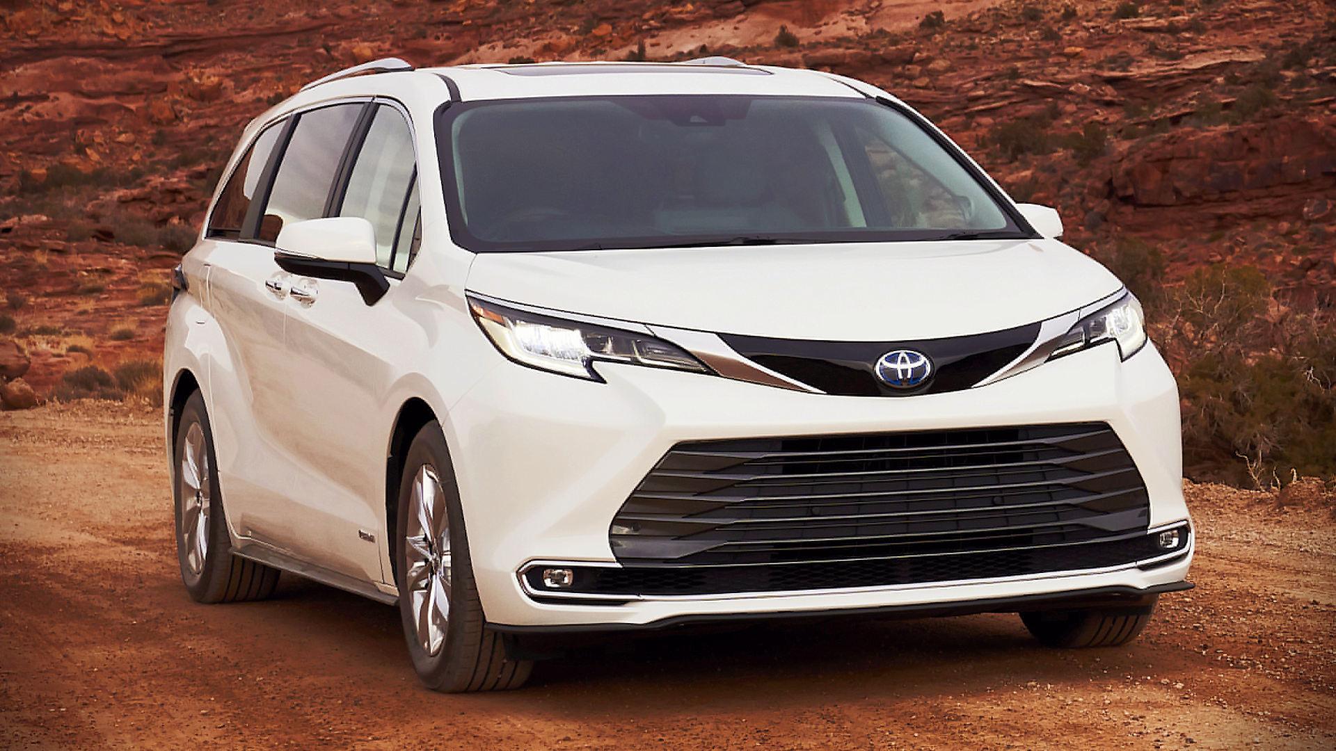 2021 Toyota Sienna Limited Premium