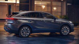 2021 Toyota Venza Hybrid Images