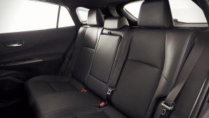 2021 Toyota Venza Hybrid Inside Interior