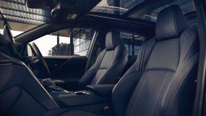 2021 Toyota Venza Hybrid Interior
