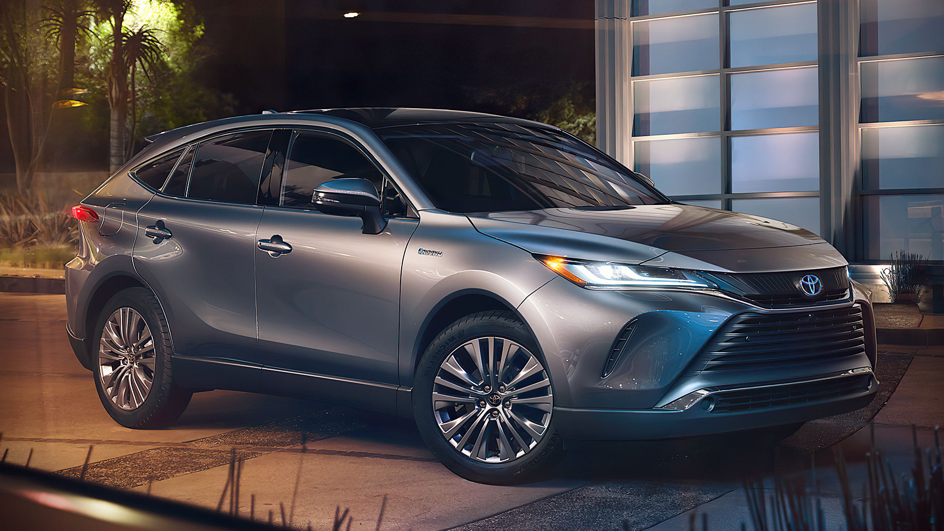 2021 Toyota Venza Wallpaper Pictures