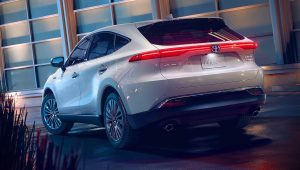 2021 Toyota Venza Hybrid Pictures Images Wallpaper