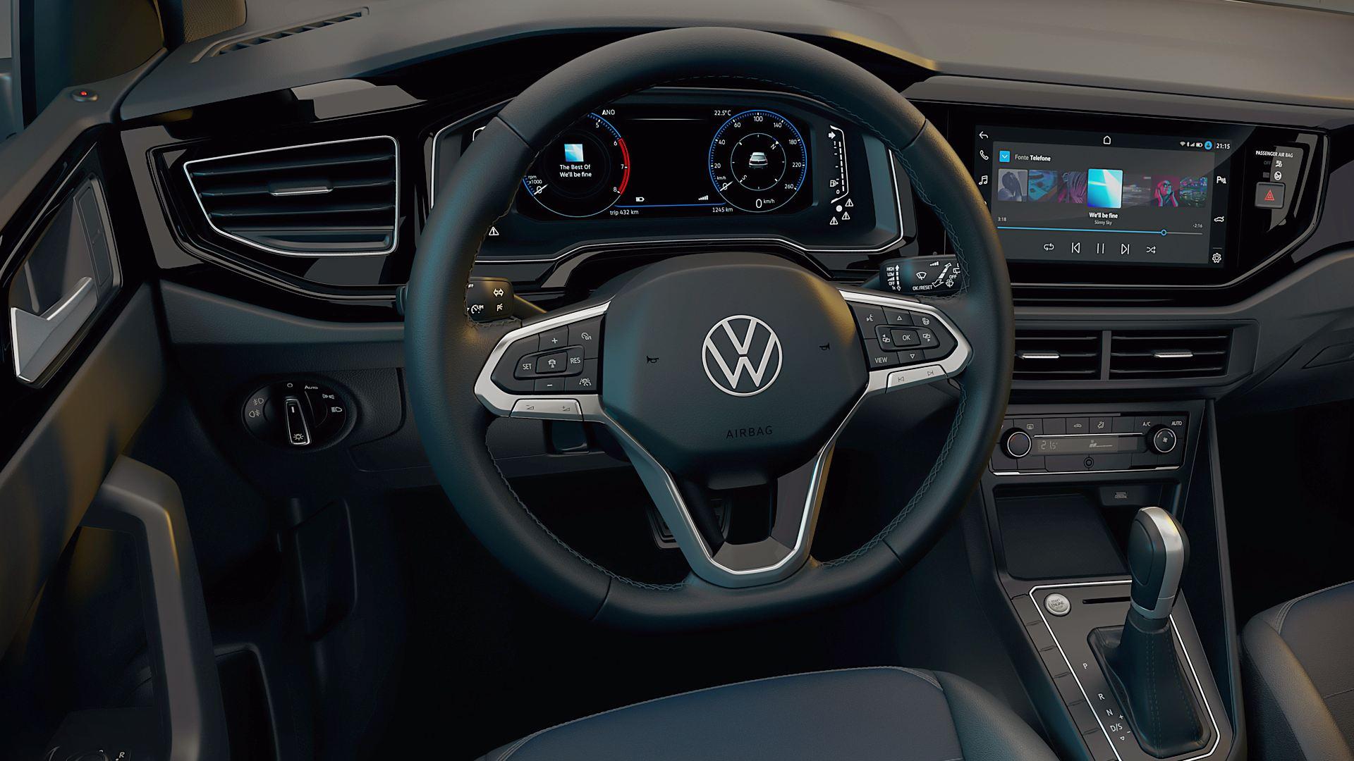 2021 volkswagen nivus interior