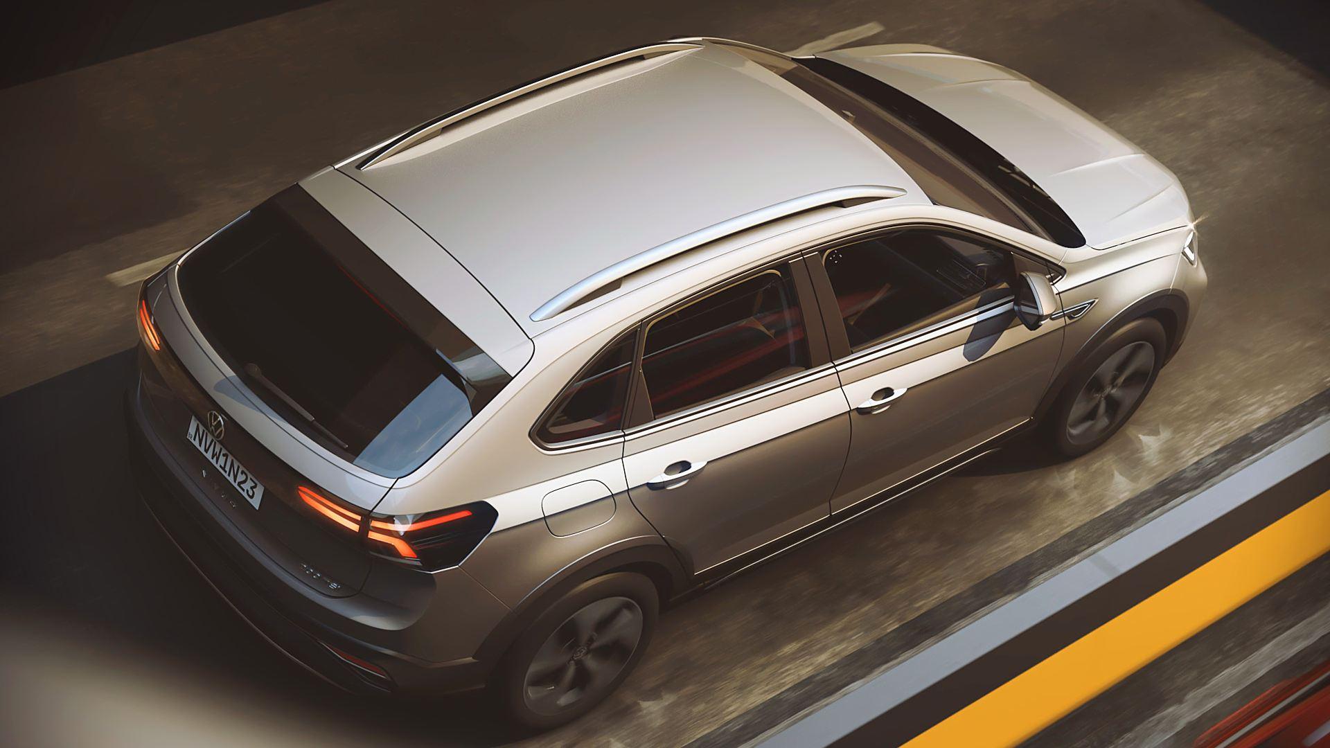 2021 Volkswagen Nivus SUV Crossover Images