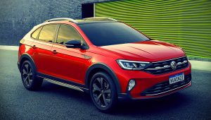 2021 VW Nivus Coupe Crossover