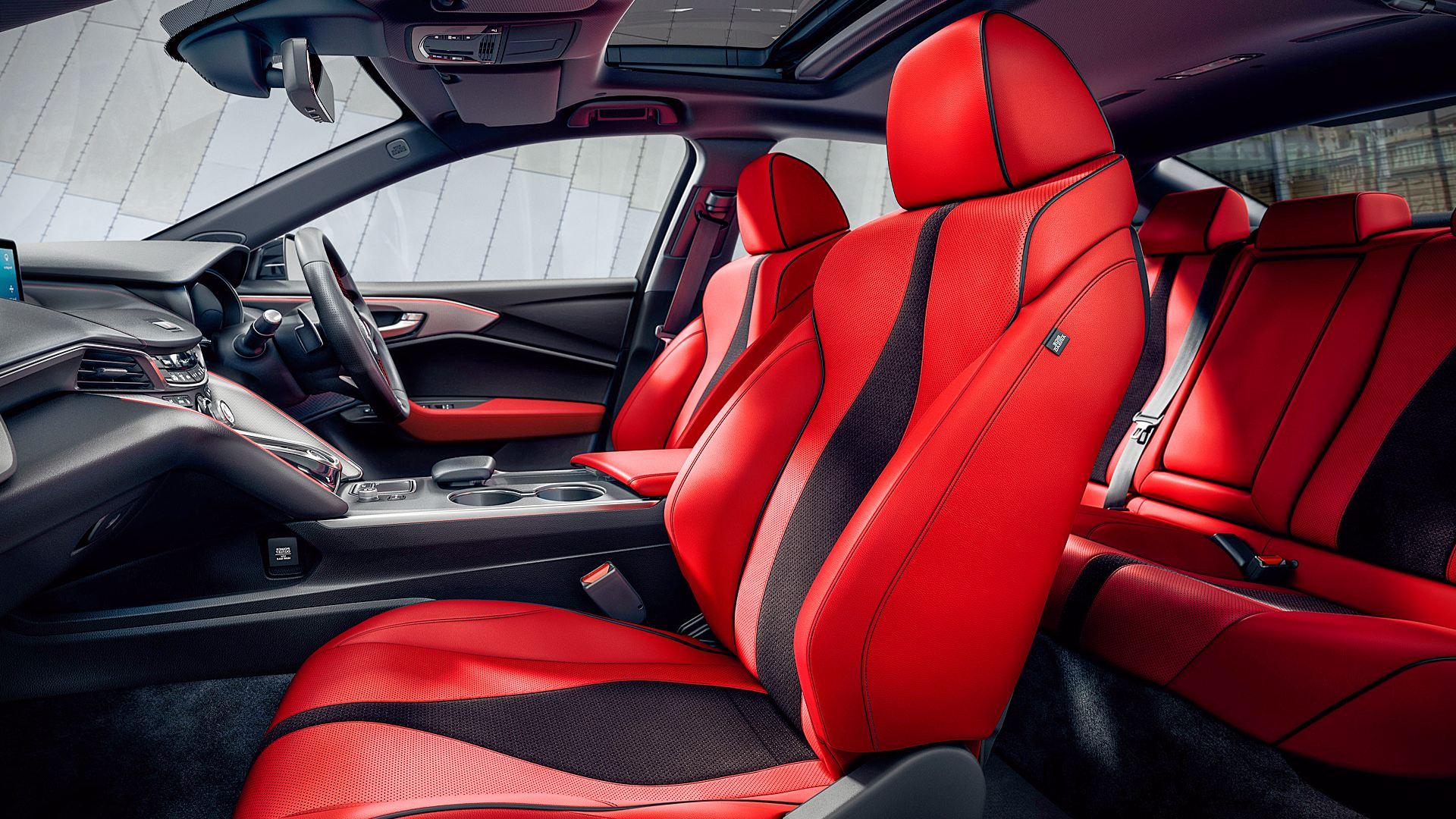 2021 Acura TLX Type S Interior