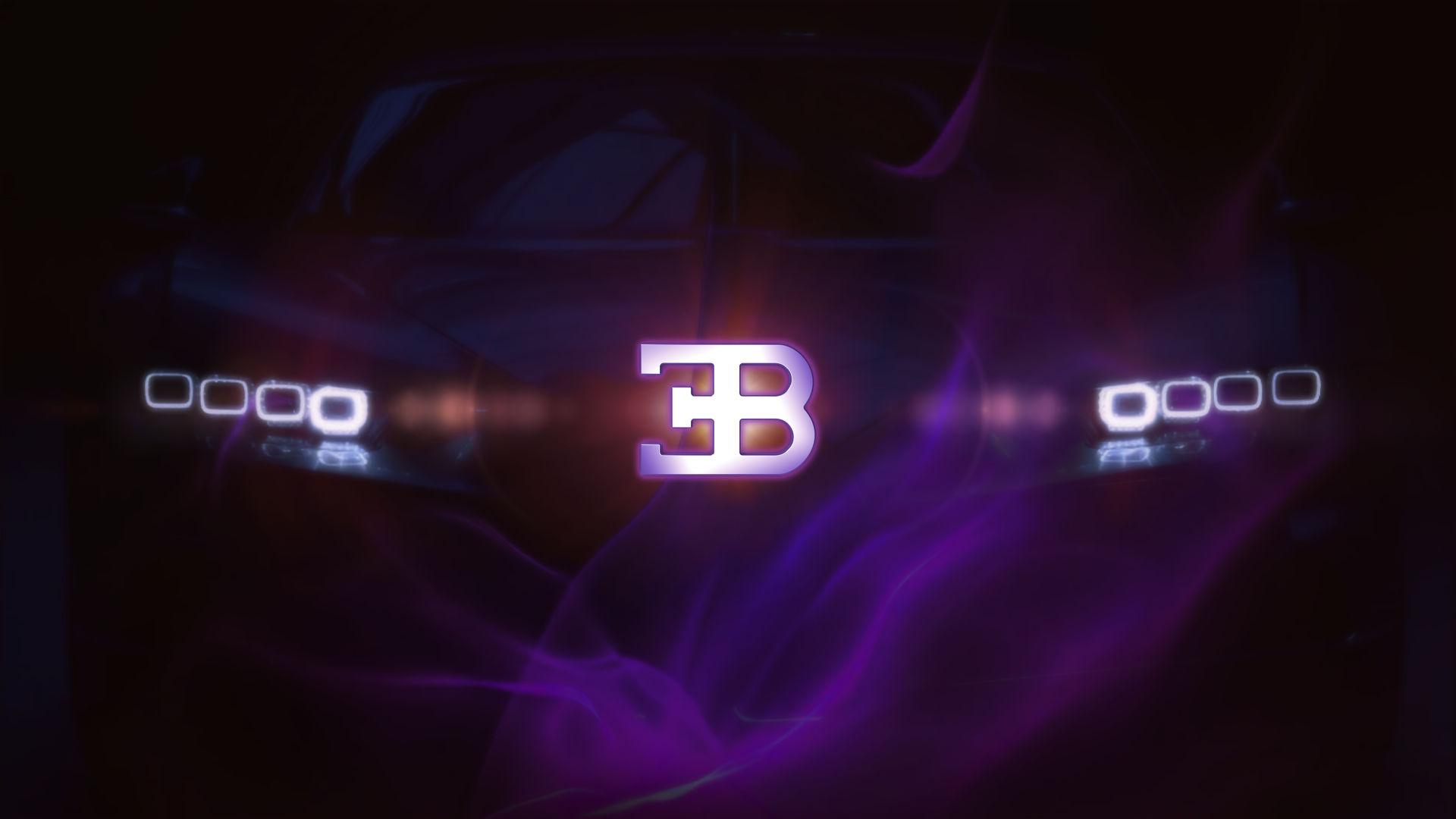 Black Bugatti Wallpaper Hd