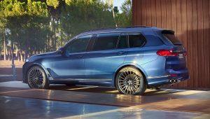 2021 BMW Alpina XB7 Wallpaper Images