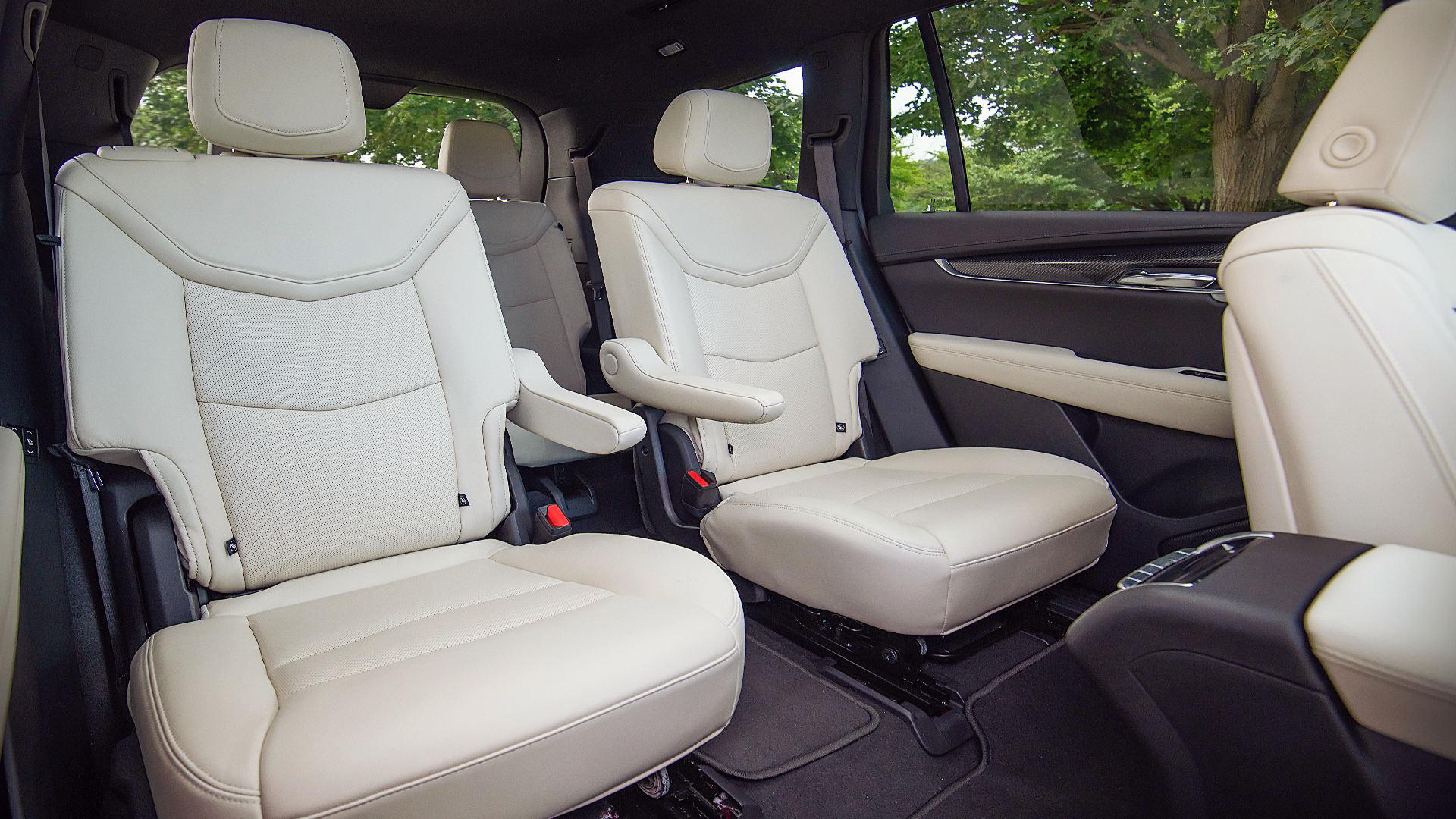 2020 Cadillac XT6 Sport Inside Interior