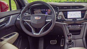 2020 Cadillac XT6 Sport Interior Inside