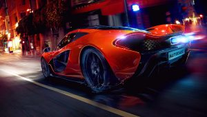 Car Wallpaper Mclaren P1