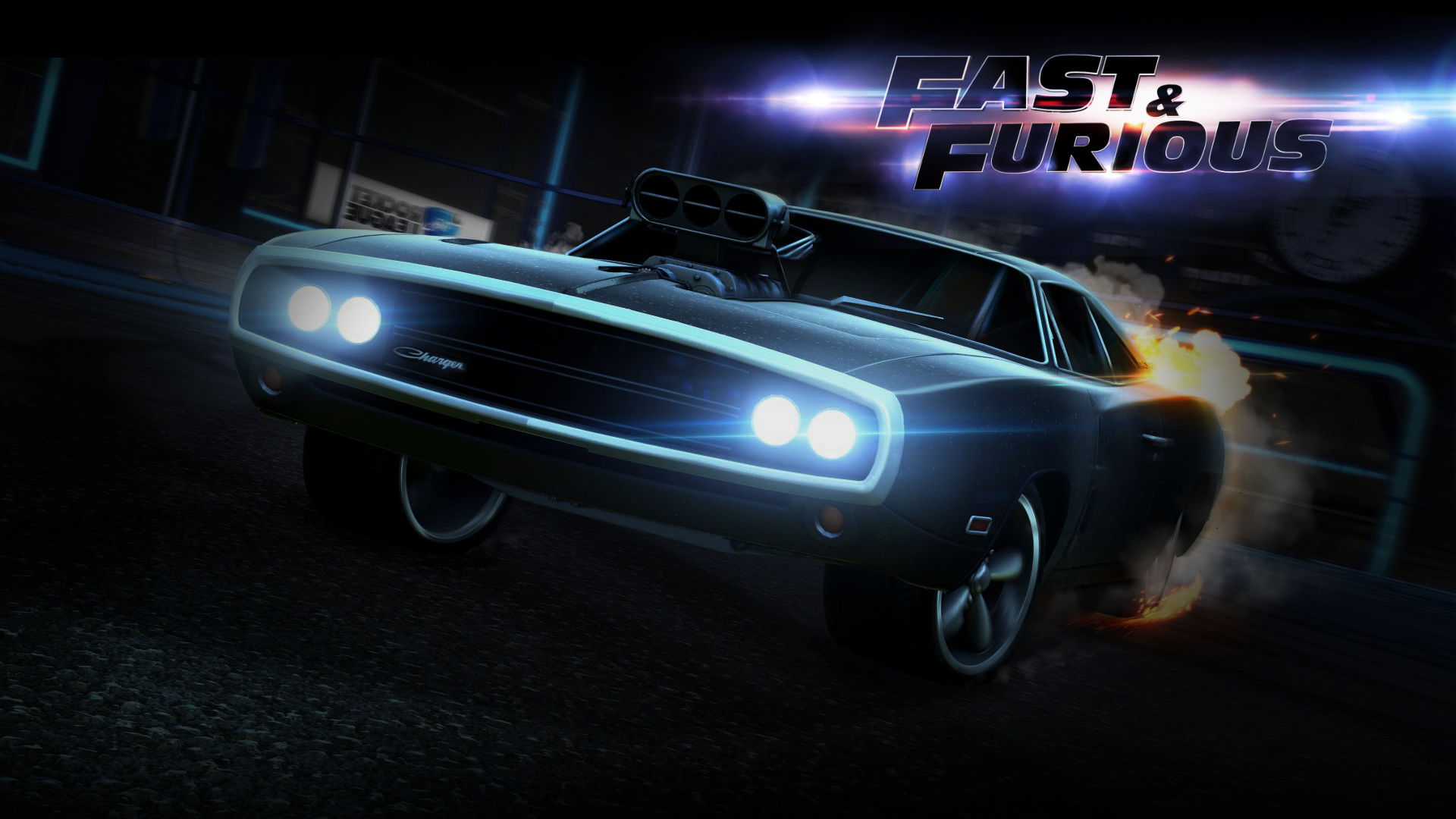 Fast and Furious Wallpaper