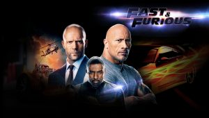 Fast and Furious 9 Wallpaper
