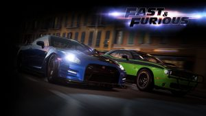 Fast and Furious Cars Wallpaper Hd