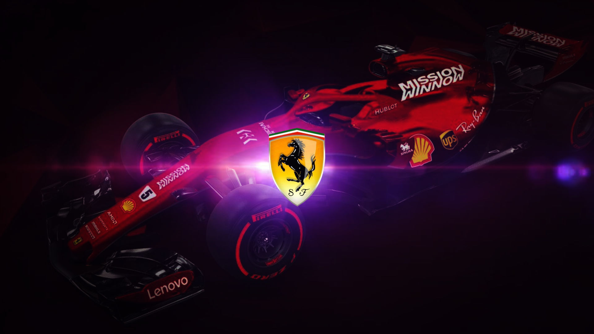 Ferrari F1 Wallpaper