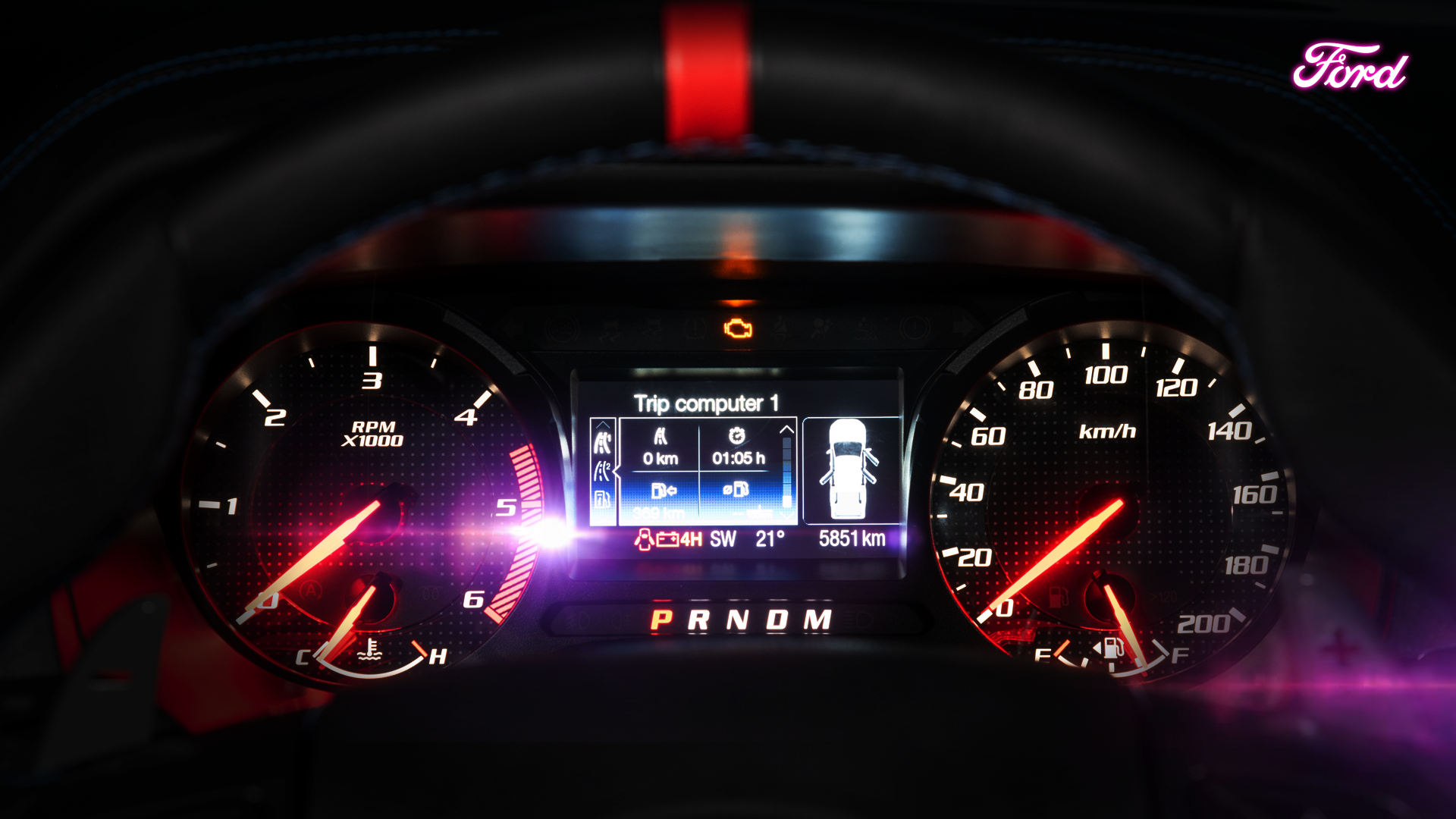Ford Interior Background Wallpaper Images