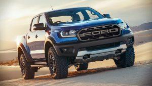 2019 Ford Ranger Raptor 1