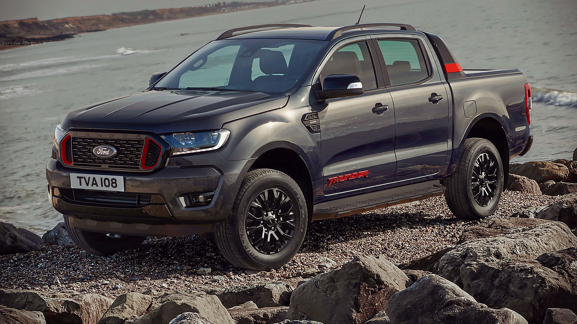 2021 Ford Ranger Thunder Images