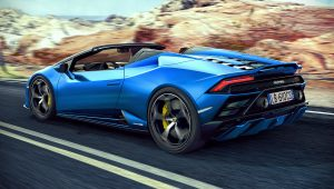 2021 Lamborghini Huracan EVO RWD Spyder