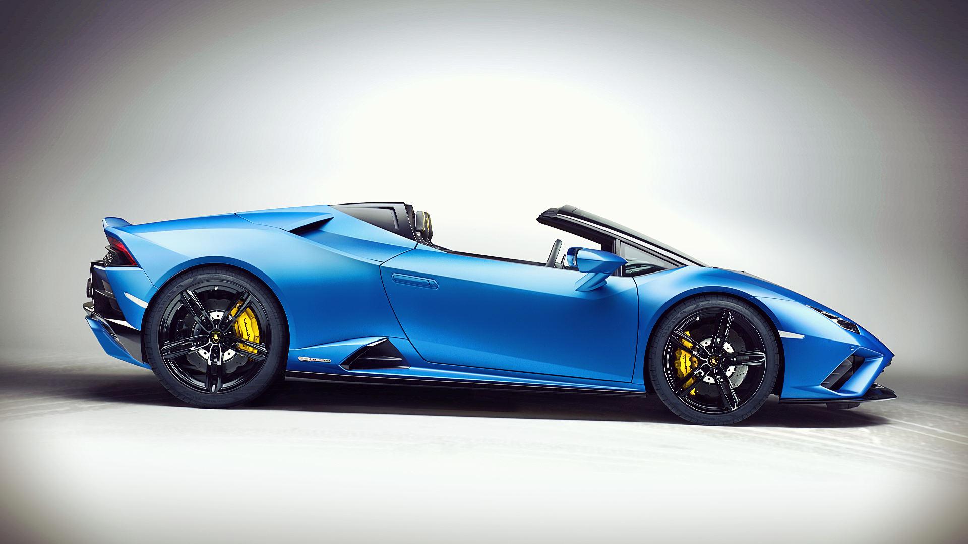 Lamborghini Huracan EVO Spyder RWD