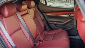 Mazda 3 Sedan Interior 2020