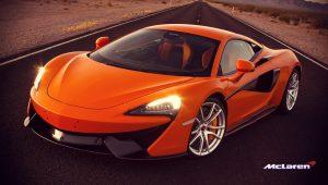McLaren 570S Image Pics