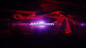 McLaren Logo Wallpaper
