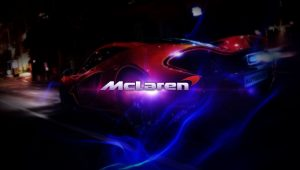 McLaren Logo Wallpaper Hd