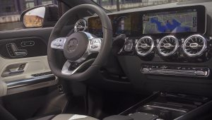 Mercedes Benz GLA 250 4Matic AMG Inside Interior
