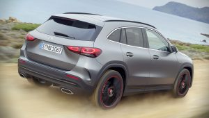 Mercedes GLA 250 2021 4Matic AMG Pictures Images