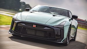 2021 Nissan GT-R50 Italdesign Wallpaper Images