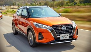 2020 Nissan Kicks E-Power 1
