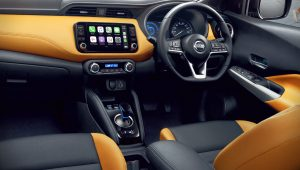 2020 Nissan Kicks E-Power Interior
