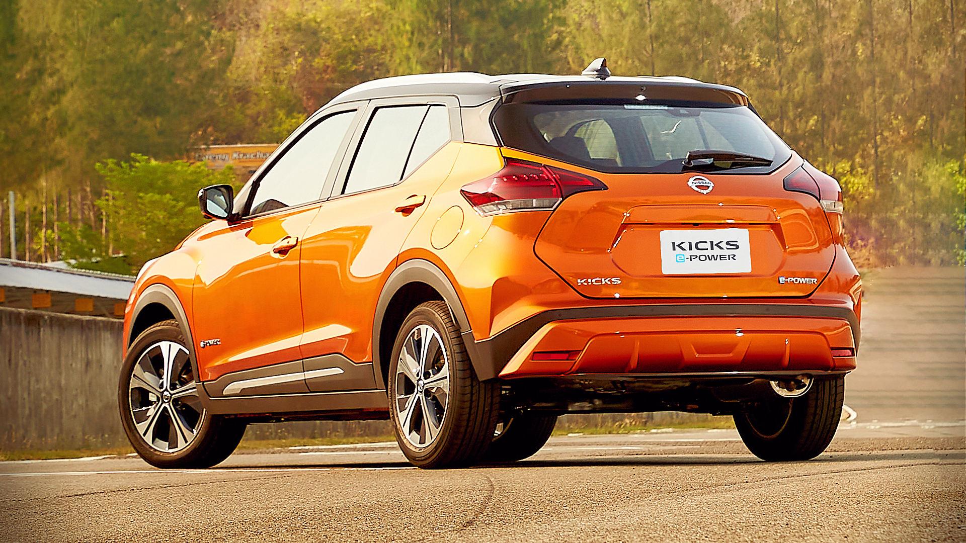 Nissan Kicks 2020 E-Power Images