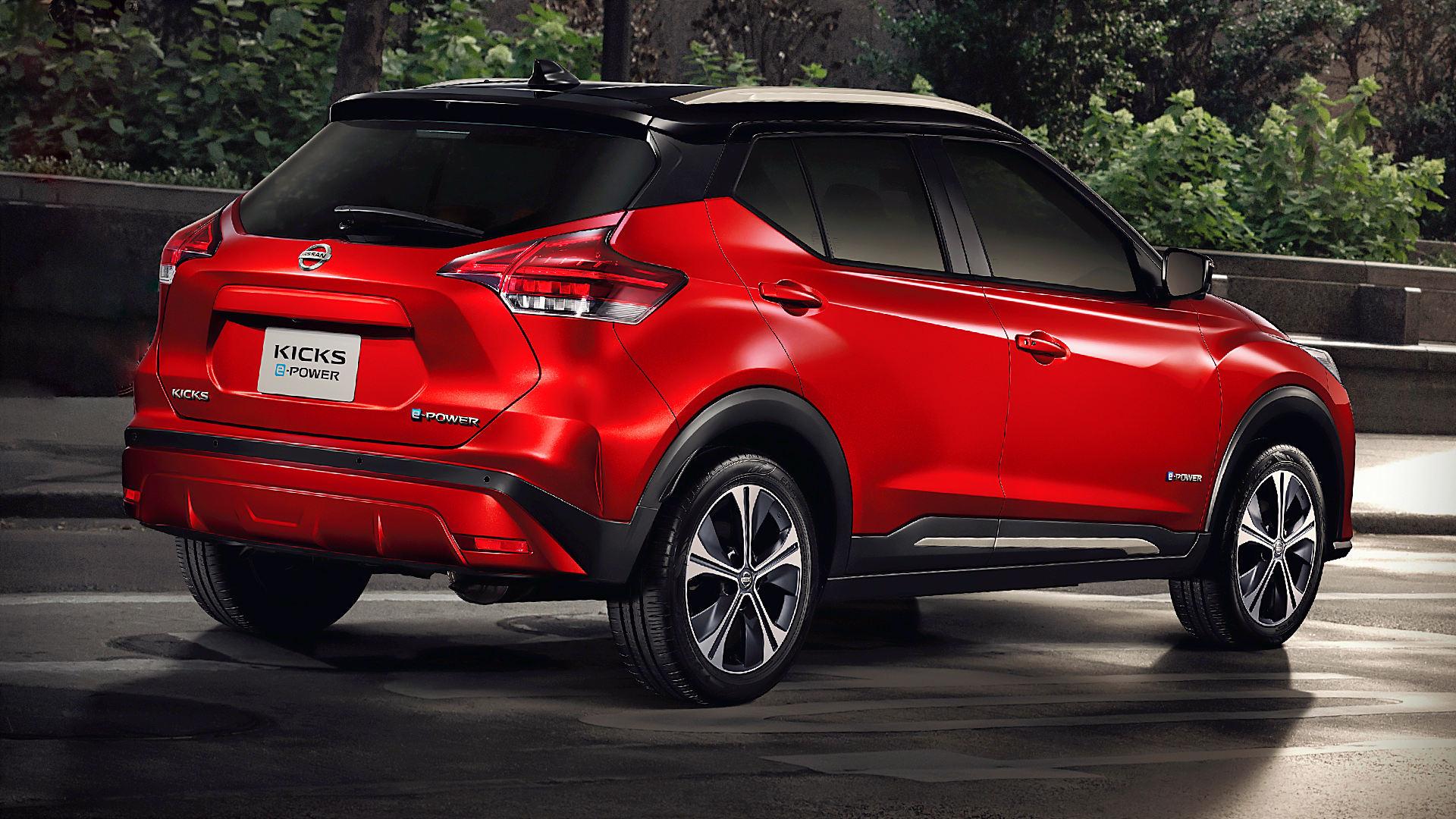 Nissan Kicks 2020 Colors Pictures