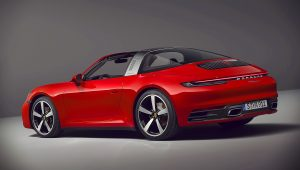 Porsche 911 Targa 4 2021 Wallpaper