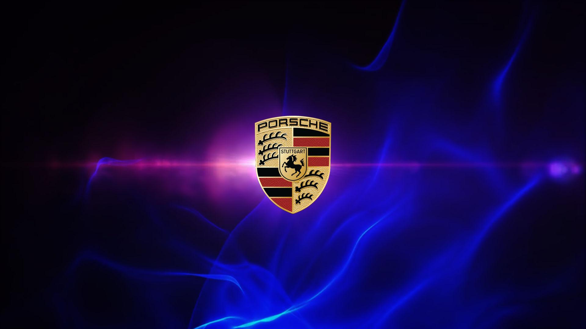 Porsche Logo Wallpaper Hd