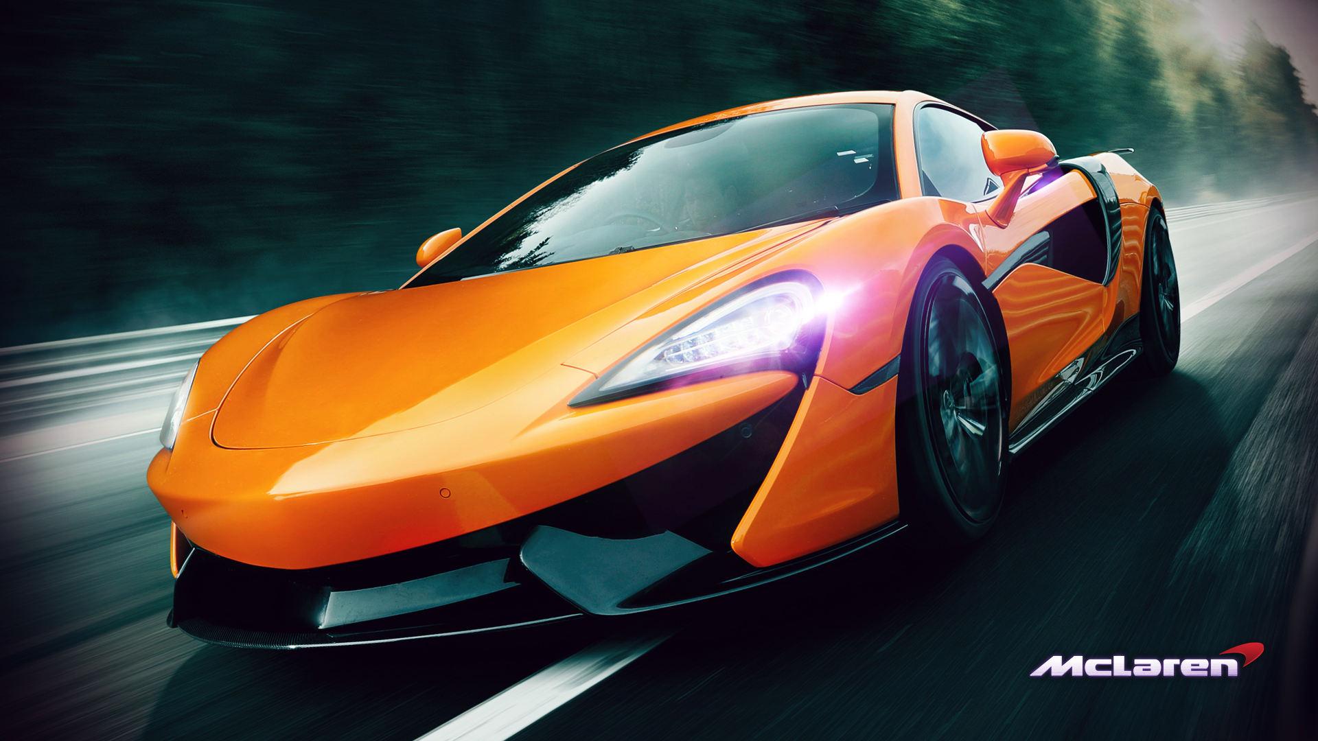 Sports Car Wallpaper McLaren Pictures