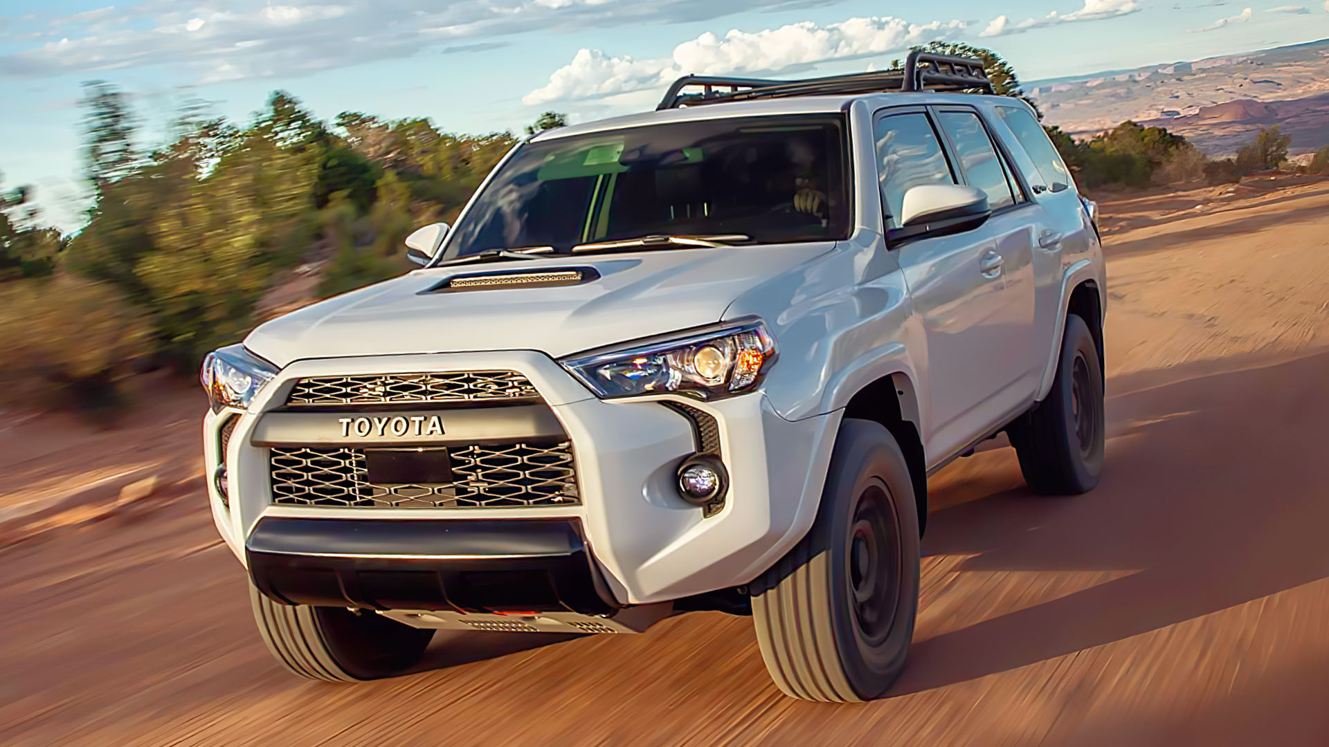 Toyota 4Runner TRD Pro Pictures