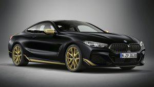 2020 BMW 8 Series Golden Thunder 1