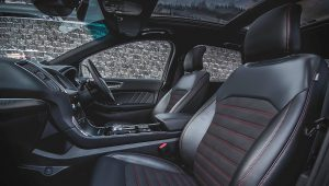2020 Ford Edge Interior Inside